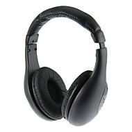 MH2001 Wireless HIFI Headset Support FM,MP3,CD,TV