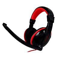 DANYIN DT-2699G Stereo Gaming Over-Ear Headphone with Mic and Remote for PC