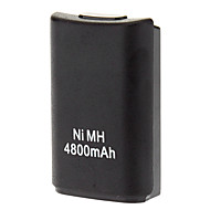 4800mAh Rechargeable Battery Pack for Xbox 360