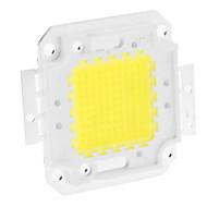 ZDM ™ 7900-8000lm 3000mA 6000-6500k modulo luce bianca fredda fai da te 100W LED integrato (32-36v)