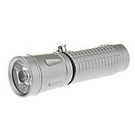 MXDL 5W Single-Mode LED taskulamppu (3xAAA, Gray)