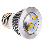 5W E26/E27 LED Spotlight 12 SMD 5630 450 lm Warm White AC 220-240 V