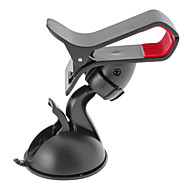 Windshield Car Mount Holder with within 95mm Width Clamp for iPhone and Others