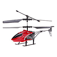 JJ 2.5 Channel MiniRemte Kontroll Helikopter med gyroskop, LED-belysning och utbytbara Yellow Canopy