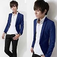 Men's New Arrive Fashion Slim Casual Blazer Coat
