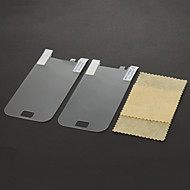 2 Pcs HD Clear Screen Protector Film for Samsung Galaxy I9003
