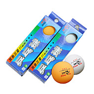 Double Fish - 3 étoiles Table Tennis Racket Ball (3 Pcs)