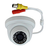700TVL 1月4日CMOS IRカット(昼と夜の切り替え機能)CCTV IRドームカメラのHD YS-8813cc