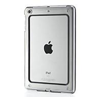 Solid Color Transparent Bumper Frame for iPad mini 3, iPad mini 2, iPad mini (Assorted Colors)