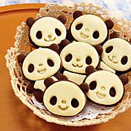 fumetto bello muffa panda biscotto