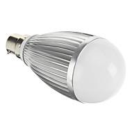 B22 7 W COB 359 LM Warm White Globe Bulbs AC 85-265 V