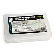 Pro′sKit 203-132E Utility Component Storage Box (O.D.:200x135x39mm)