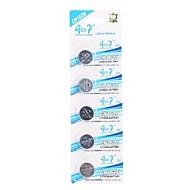 CR1620 3V Super Lithium knoopcel batterijen (5 PCS)