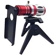 17X optinen zoom Telescope Lens iPhone 5S / 5