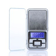 דיוק גבוה תכשיטים בקנה מידה כיס מיני אלקטרוני דיגיטלי משקל 200g/0.01g מאזן נייד