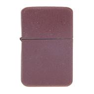Coupe-vent huile rouge terne Metal Polish Briquet