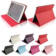 Auto Sleep and Wake Up Case Cover with Hard Back Case for iPad Air/iPad 5 (Assorted Colors)