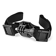 Gopro Accessories Mount/Holder / Head Straps For Gopro Hero 2 / Gopro Hero 3+ / Gopro Hero 5 / Gopro 3/2/1 ABS / Nylon
