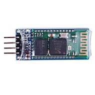 4-Pin Bluetooth Board Module met kabel - Blauw + Wit