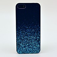 Night Glowing Sparkle Pattern Hard Case for iPhone 5/5S