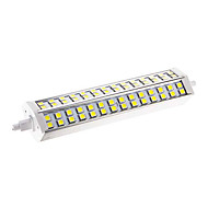 R7S 18W 84x5050SMD 1008LM 6000-6503K Super White Light LED Corn Żarówka (AC 85-265V)