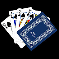 Personalized Gift Blue Vine Pattern Playing Card for Poker
