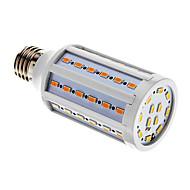 E26/E27 15 W 60 SMD 5730 1000 LM Warm White / Cool White T Corn Bulbs AC 220-240 V