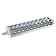 18W R7S Bombillas LED de Mazorca T 60 SMD 5730 3000 lm Blanco Fresco Regulable AC 100-240 V