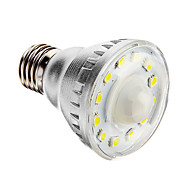 E26/E27 3W 12 SMD 5050 160-180 LM Cool White PAR20 Sensor LED Spotlight AC 220-240 V