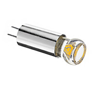 1.5W G4 LED Spotlight 1 COB 120 lm Warm White Cool White DC 12 V