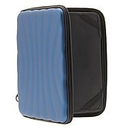8inch caso de la bolsa de cuero universal de la PU con el soporte y altavoces para Tablet PC (colores surtidos)