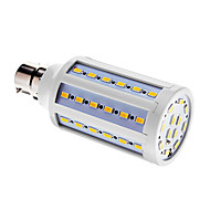 B22 15 W 60 SMD 5730 1000 LM Warm White Corn Bulbs AC 220-240 V
