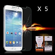 Ultimate Shock Absorption Screen Protector voor Samsung Galaxy i9600 S5 (5 st)