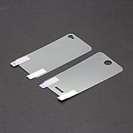 Professional HD Film Guard Set with Cleaning Cloth for iPhone 4/4S
