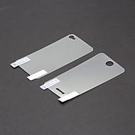 Professional HD Film Guard Set kanssa puhdistusliina iPhone 4/4S