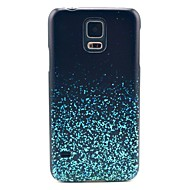 For Samsung Galaxy etui Mønster Etui Bagcover Etui Glitterskin PC for Samsung S5