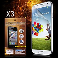 Perlindungan HD Pelindung Skrin untuk Samsung Galaxy S3 I9300 (3pcs)