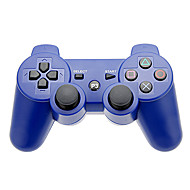 Bluetooth Hand Controller and Silicone Case for PS3(Assorted Colors)
