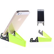 Portable Folding Stand Holder for iphone/ iPad Mini and Others(Yellow)