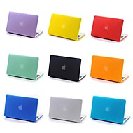 """Coosbo® Matt Rubberized Hard Cover Case for 11"""" 13"""" Mac Macbook Air (Assorted Color)"""