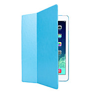 360 - Degree Rotating Metal Paint Intelligent Dormancy Cases For iPad Air