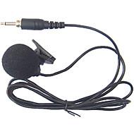 clip-on mikrofon gevind stik