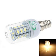 XinYiTong E14 6 W 24 SMD 5630 500 LM Warm White T Decorative Corn Bulbs AC 85-265 V