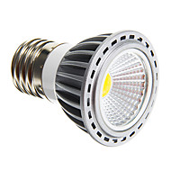 E26/E27 3W COB 50-240 LM Warm White Dimmable LED Spotlight AC 220-240 V