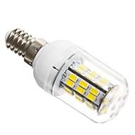 E14 LEDコーン型電球 T 42 SMD 5730 1200 lm クールホワイト AC 12 V