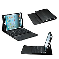 Stand Leather Case Cover with Bluetooth Keyboard for IOS,iPad Air, iPad Air 2
