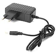 Adaptador AC Cargador Cable de MID / Tablet PC (enchufe de la UE / 110 ~ 240V / 2,5 x 0,7 mm)