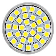 JUXIANG E14 5 W 30 SMD 5050 350 LM Varm hvid/Kold hvid MR16 Dekorativ Spotlys AC 85-265 V