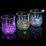 Coway baren dedikert light-emitting ledet night ananas glass