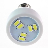 Luz Blanca Bombilla LED E14 2.5W 220V SMD5630 6LED